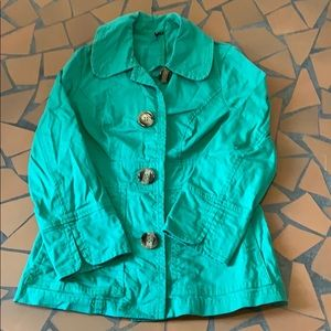 ambition Jackets & Coats - Ambition green spring jacket size small